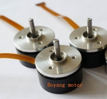 34mm flat outtor brushless motor